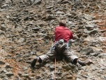 Sport climbing in Scotland